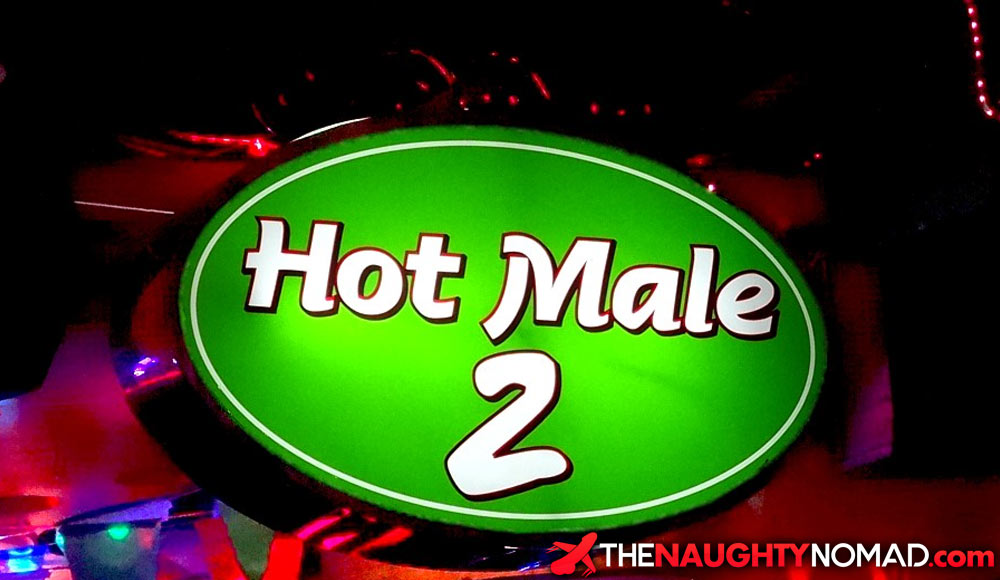 Hot Male 2 Bar