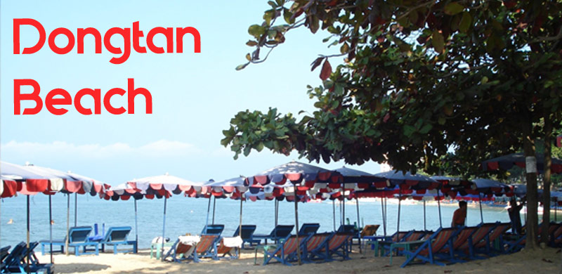 Pattaya Gay Beach – An afternoon at Dongtan Beach