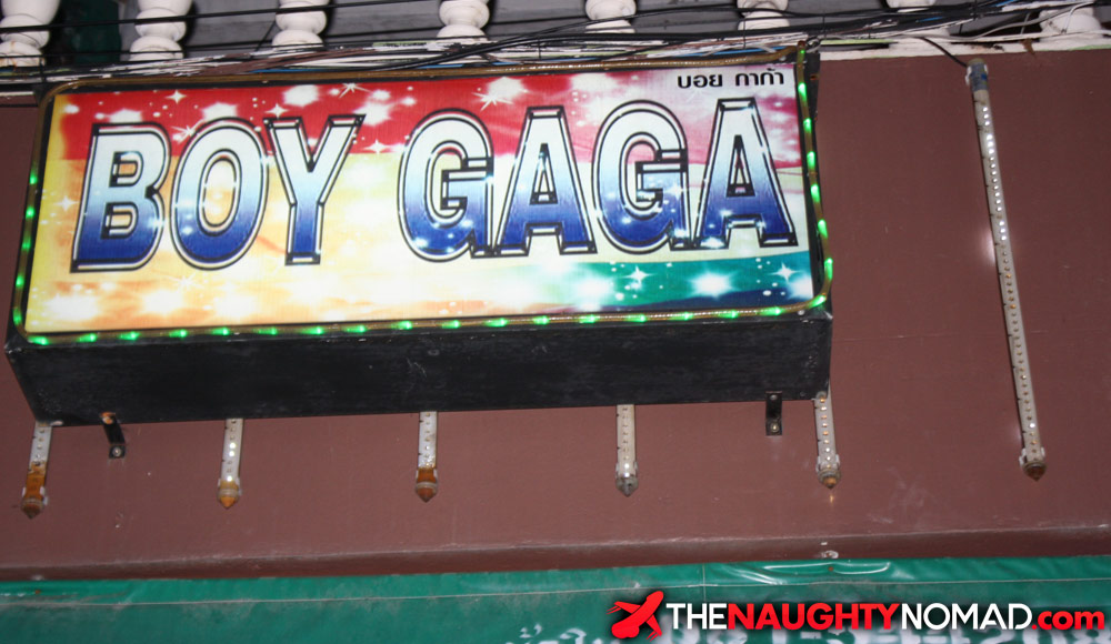 boy gaga bar