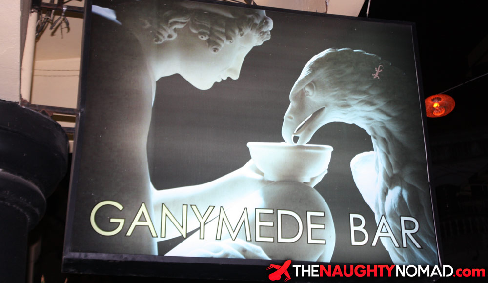 ganymede bar