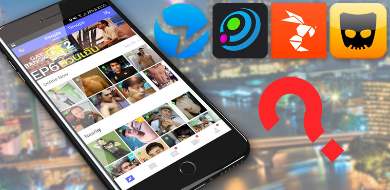 best gay dating apps in thailand