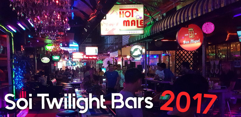 Soi Twilight Bars In 2017